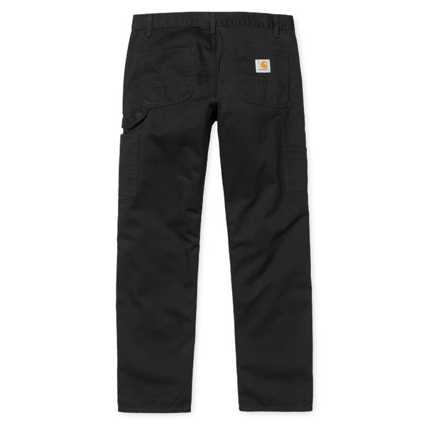 CARHARTT RUCK SINGLE KNEE PANT BLACK