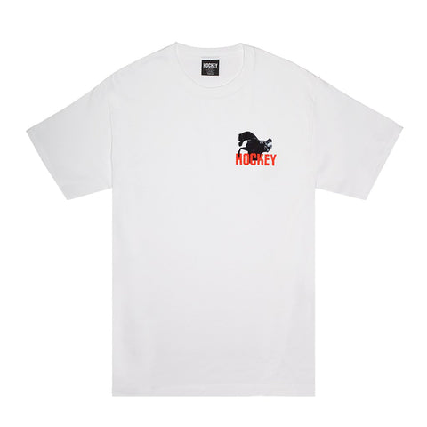 HOCKEY RODEO T SHIRT WHITE