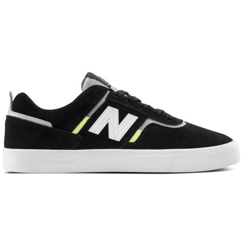 NEW BALANCE NUMERIC NM306 JAMIE FOY BLACK/WHITE/YELLOW