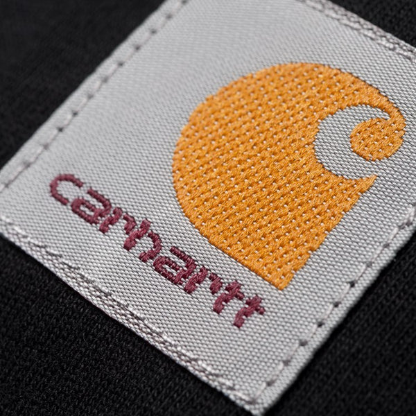 CARHARTT S/S POCKET T-SHIRT BLACK