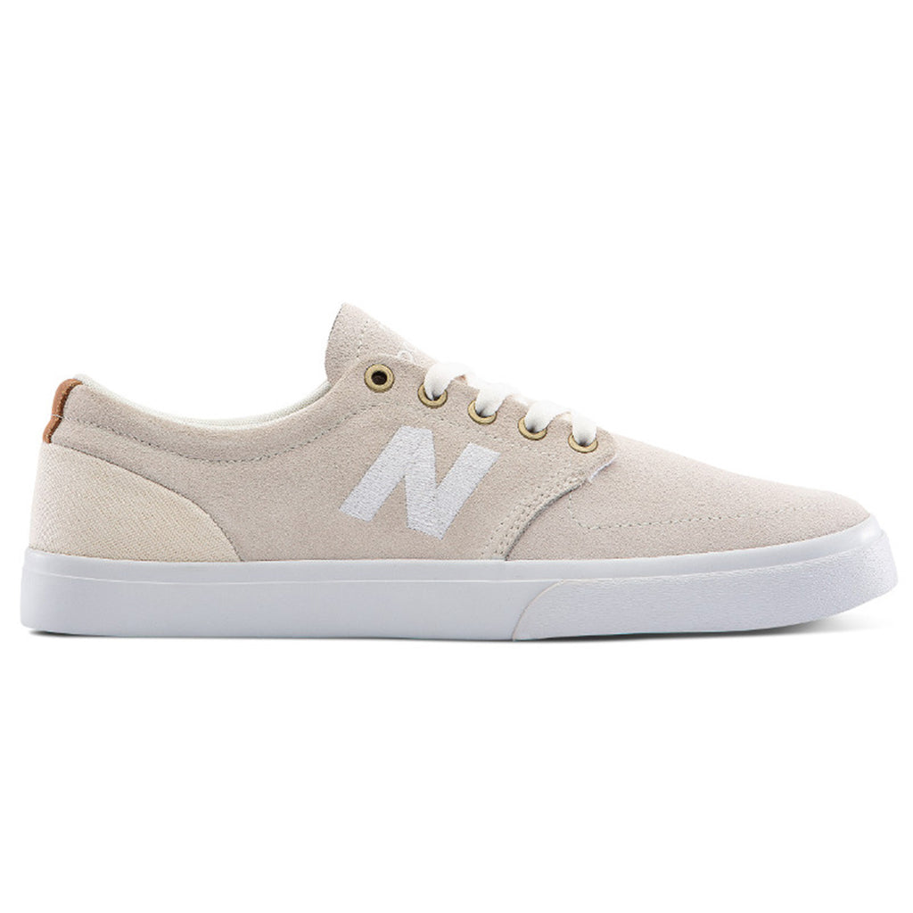 NEW BALANCE NUMERIC 345 WHITE/BLACK