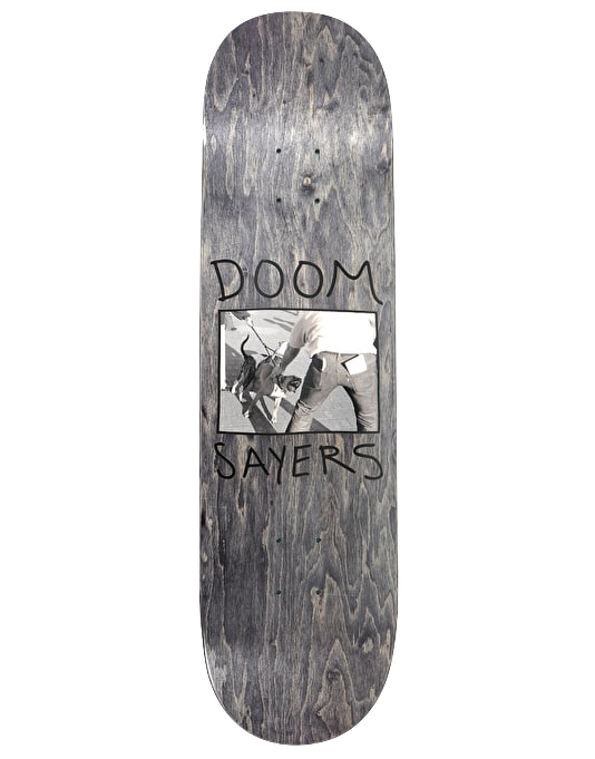 DOOM SAYERS PITBULL DECK 8.28""