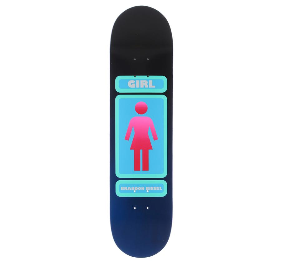 GIRL 93 TIL INFINITY DECK BRANDON BIEBEL 8.0""