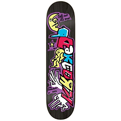 KROOKED SKATEBOARDS TEAM SELLOUT DECK 8.25""
