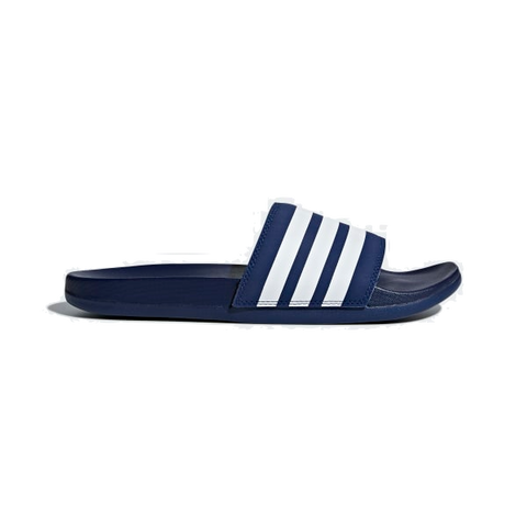 ADIDAS ADILETTE SLIDES BLUE/WHITE