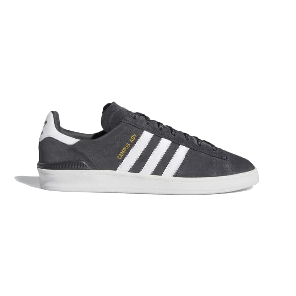 ADIDAS CAMPUS ADV GREY/WHITE/GOLD