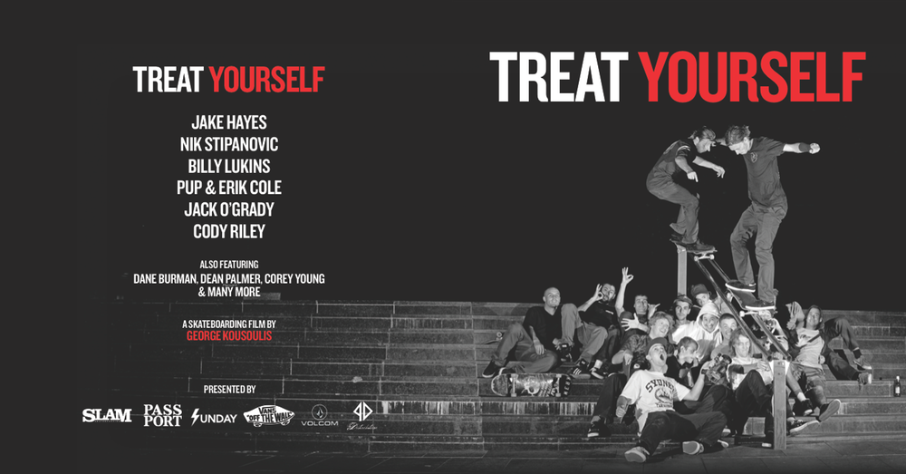 TREAT YOURSELF DVD