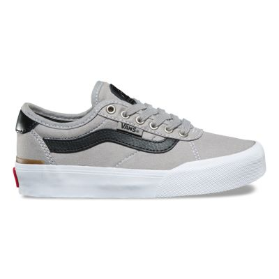 VANS CHIMA FERGUSON PRO 2 KIDS GREY/BLACK/WHITE