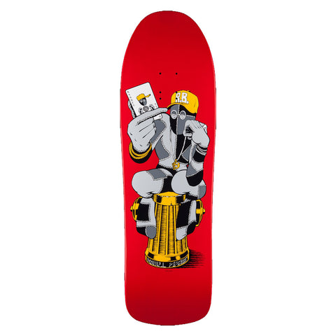 POWELL PERALTA RAY BARBEE HYDRANT OLD SCHOOL DECK 9.7""