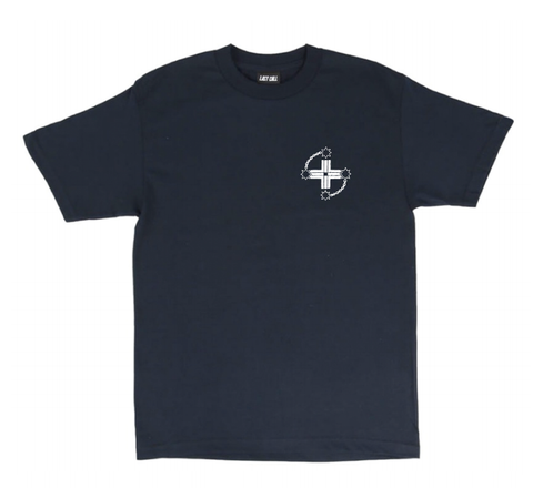 Last Call Dare To Win Tee Navy