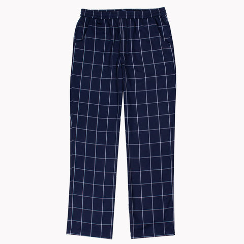 THE SNAKE HOLE LOUNGE PANTS SMOKERS EDITION NAVY
