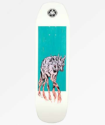 WELCOME MANED WOOF ON BANSHEE 90'S DECK 9""