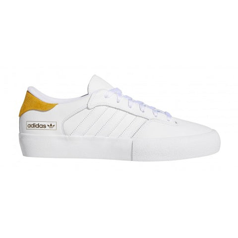 ADIDAS MATCHBREAK SUPER WHITE/WHITE/GOLD LEATHER