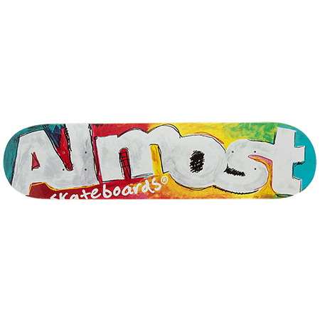 Almost Art School Deck 7.5""