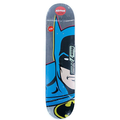 Almost Batman Split Face Deck 7.75""