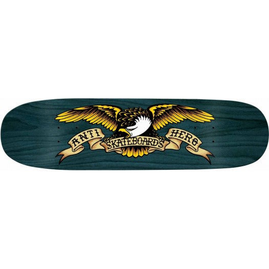 ANTI HERO CLASSIC EAGLE SHAPED DECK 8.75""