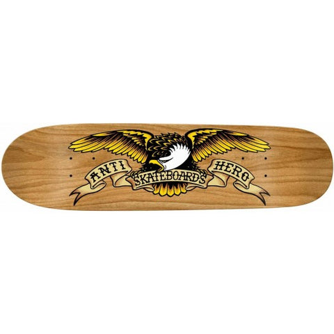 ANTI HERO CLASSIC EAGLE SHAPED DECK 8.35""