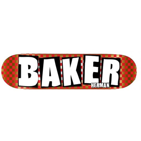 BAKER HERMAN BRAND NAME CHECK FOIL PRO DECK 8.5""