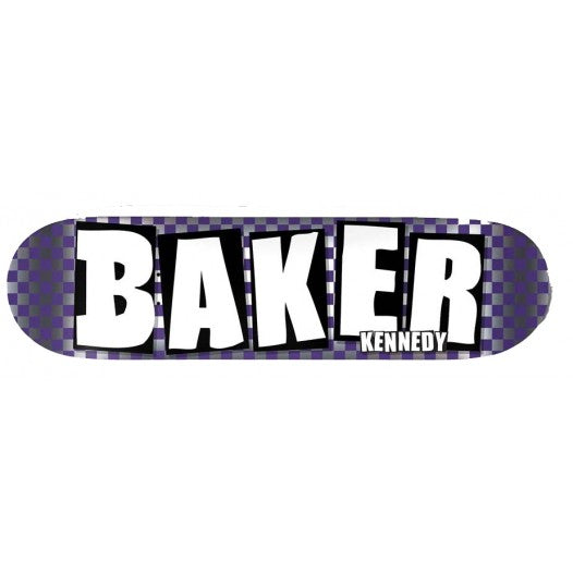 BAKER TERRY KENNEDY BRAND NAME CHECK FOIL PRO DECK 8""