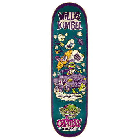 CREATURE WILLIS KIMBEL FREAKS 9""