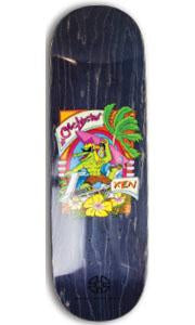 XEN Croc Lobster Big Dave Wave Deck 8.5""