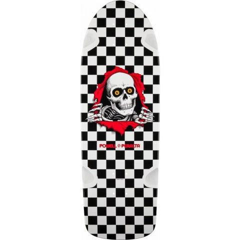 POWELL PERALTA OG RIPPER OLD SCHOOL DECK 10""