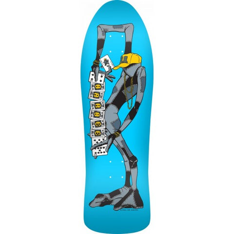 "POWELL PERALTA RAY BARBEE RAGDOLL 10.0"" REISSUE"