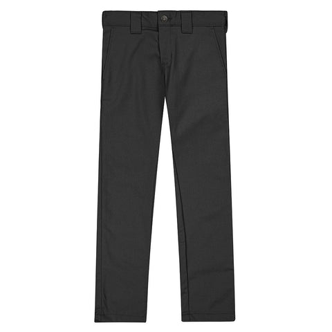 DICKIES KIDS 873 STRAIGHT WORK PANTS BLACK