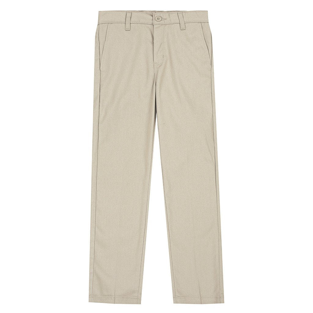 DICKIES KIDS 873 STRAIGHT WORK PANTS KHAKI