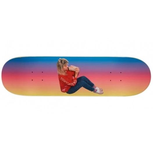 DOOM SAYERS FLOATING BECKY RAINBOW 8.5""