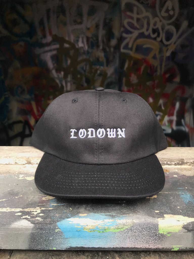 LODOWN OLD ENGLISH 6 PANEL HAT