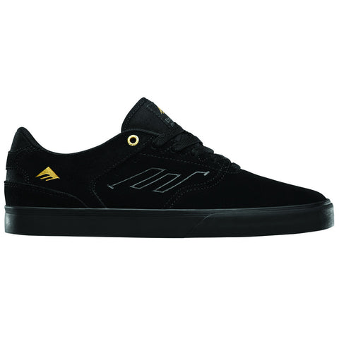 EMERICA FOOTWEAR REYNOLDS LOW VULC PRO BLACK/GREY