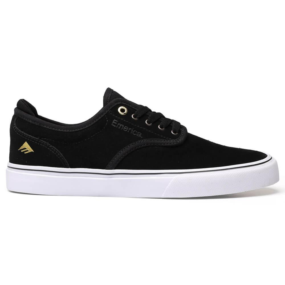 EMERICA FOOTWEAR G6 BLACK/WHITE