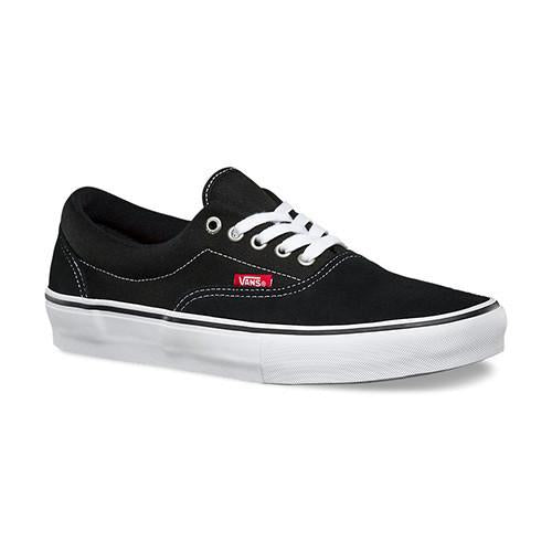 VANS KIDS ERA PRO BLACK/WHITE