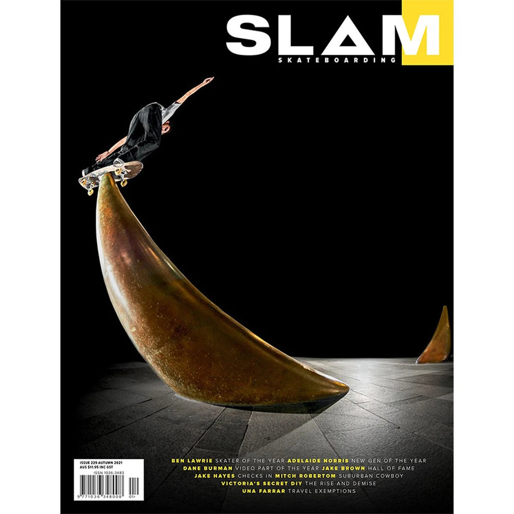 SLAM ISSUE 229 MAGAZINE