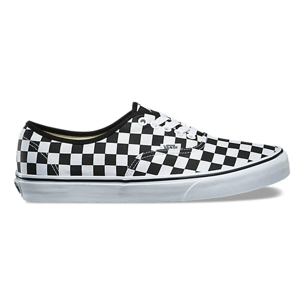 VANS AUTHENTIC CHECKERBOARD/TRUE WHITE