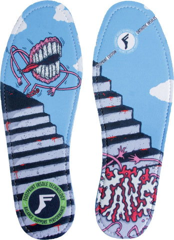 Footprint Insoles Jaws II Hi Profile