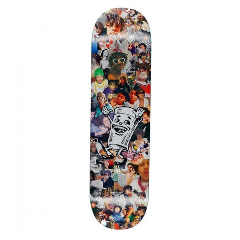 Fucking Awesome Kevin Bradley Party Deck 8.25""