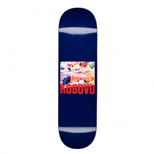 HOCKEY KOSOVO NAVY DECK 8.5""