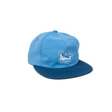 Goodworth Co Strapback Blue