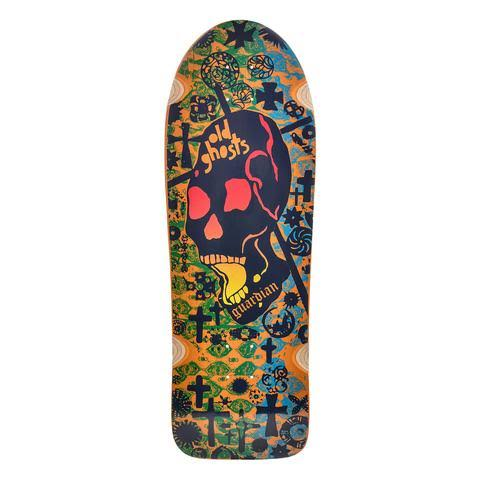 VISION OLD GHOSTS OLD SCHOOL DECK 10""