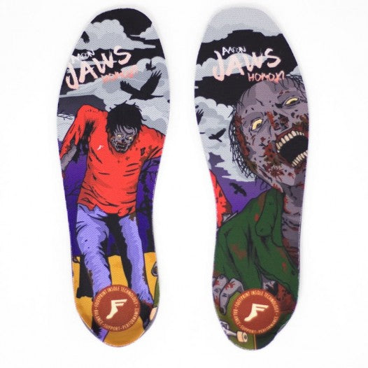 FOOTPRINT KINGFOAM ELITE JAWS ZOMBIE INSOLES