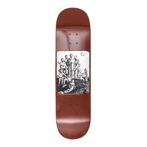 FUCKING AWESOME JOURNEY OF MAN DECK 8.5""