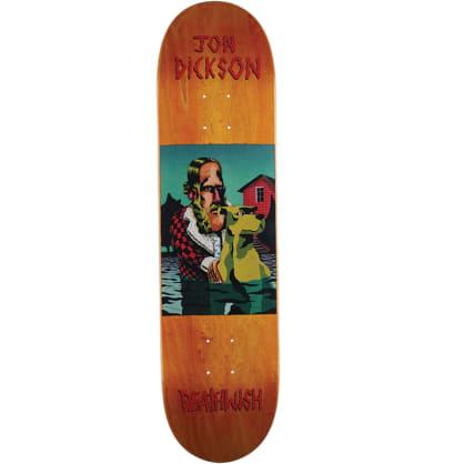 DEATHWISH JON DICKSON THE POND 8""