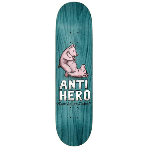 ANTI HERO DAAN VAN DER LINDEN DECK FOR LOVERS 8.38""