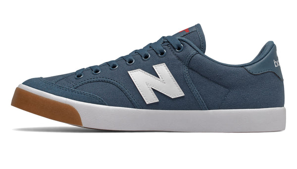 NEW BALANCE NUMERIC NM212 BLUE/WHITE/GUM