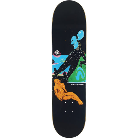 POLAR HJALTE HALBERG SPACE OUT PRO DECK 8.25