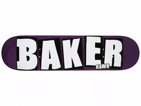 BAKER RILEY HAWK BRAND NAME PLUM 7.875""