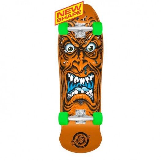 SANTA CRUZ ROB ROSKOPP FACE MINI 80'S CRUZER 8.0""