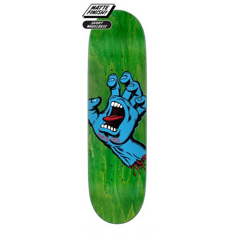 SANTA CRUZ SCREAMING HAND 8.8""